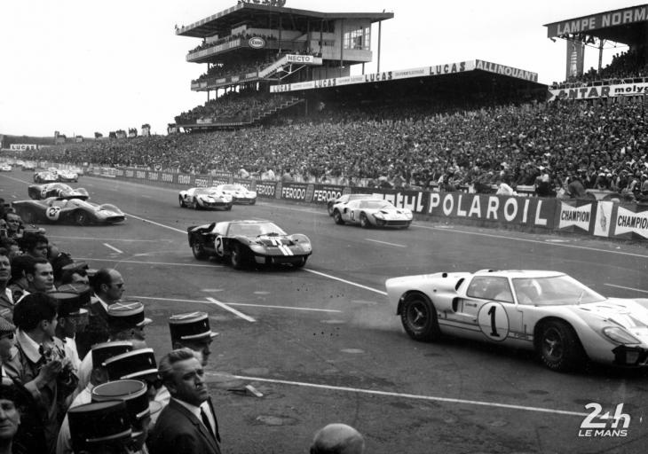Ford and Ferrari face off at Daytona and Le Mans (1/2) – 1966