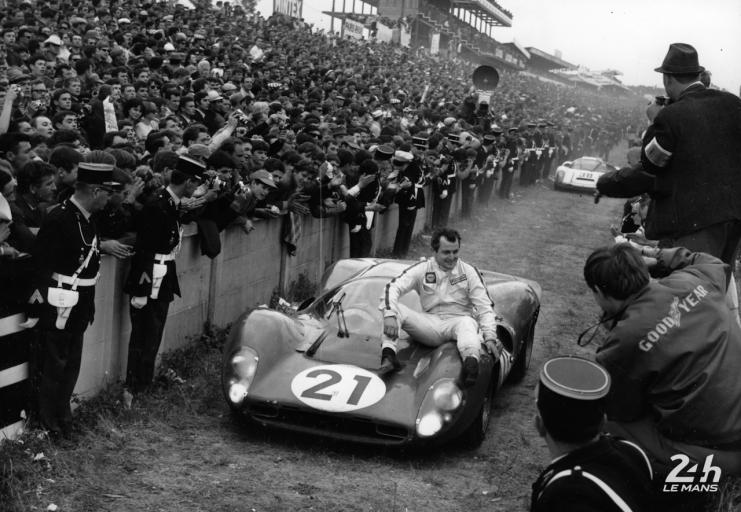 Ford and Ferrari face off at Daytona and Le Mans (2/2) – 1967