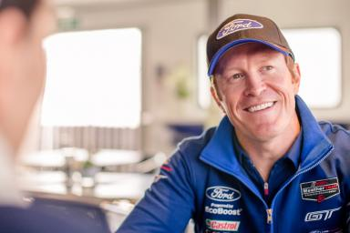 Scott Dixon (#69 Ford): from American single-seaters to the 24 Hours of Le Mans