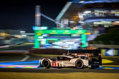 Porsche on top after the first round of qualifying at the 2016 24 Hours of Le Mans
