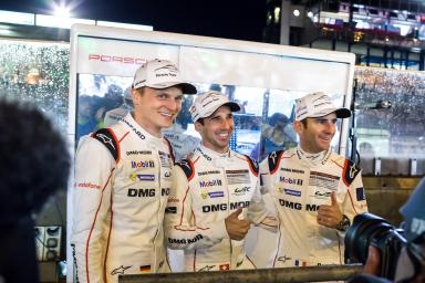 24 Hours of Le Mans - Polemen reactions