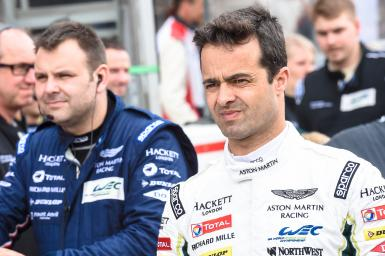 "Pedro Lamy (Aston Martin): ""Le Mans can be a very challenging race."""