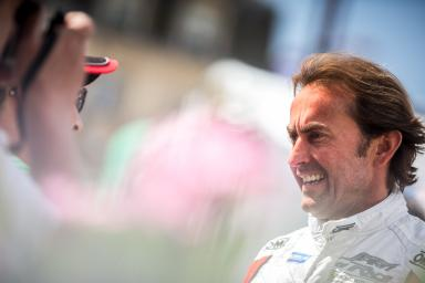"Olivier Beretta (Ferrari): ""24 starts at the 24 Hours of Le Mans would be pretty great!"""