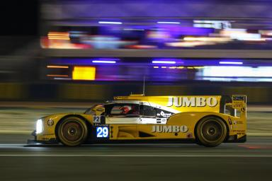 Jan Lammers (Dallara) ready for his 24th 24 Hours of Le Mans