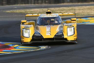 Giedo Van Der Garde aiming for WEC and Le Mans in the Dallara for Racing Team Nederland