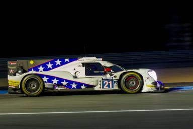 The DragonSpeed team finalized for the FIA WEC and the 24 Hours of Le Mans