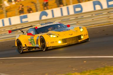 24 Hours of Le Mans - Mike Rockenfeller & Marcel Fässler in LMGTE Pro with Corvette Racing