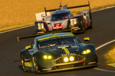 Aston Martin Racing's LMGTE Pro win at the 24 Hours of Le Mans (video)
