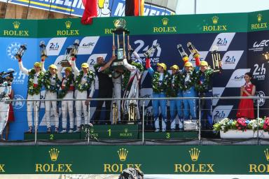 The FIA World Motor Sport Council approves the dates for the 2018 24 Hours of Le Mans
