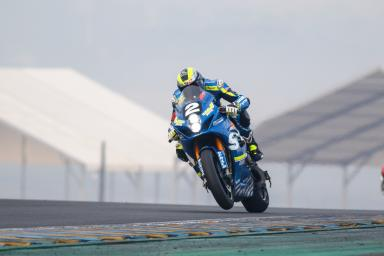 #2 Suzuki Endurance Racing Team Bike : Suzuki Category : EWC Riders : PHILIPPE Vincent * / MASSON Etienne / BLACK Gregg