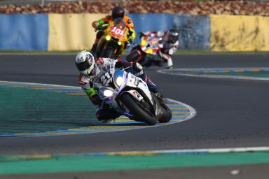 #21 Mercury Racing Bike : BMW Category : EWC Riders : HANIKA Karel * / SMRZ Jakub / BARRIER Sylvain