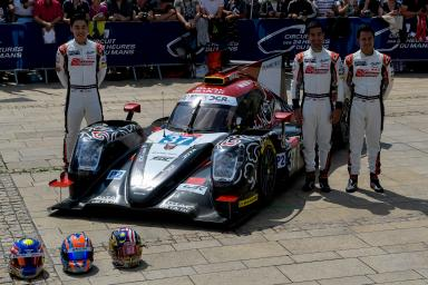 An unprecedented all-Malaysian driver line-up at the 24 Hours of Le Mans