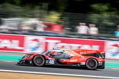 IDEC Sport (ORECA), a study in team spirit toward victory at the 24 Hours of Le Mans