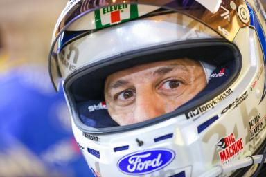 "Tony Kanaan (Ford): ""Le Mans and Indianapolis are the two biggest races in the world!"""