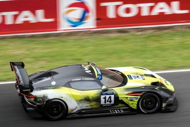 Aston Martin Racing Le Mans Festival, a British legend as prelude to the 24 Hours