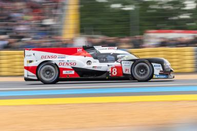The calm before the storm for TOYOTA GAZOO Racing ahead of the 24 Hours of Le Mans