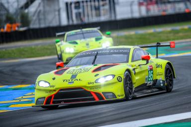Aston Martin in search of a future driver for the 24 Hours of Le Mans
