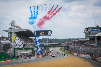 24 Hours of Le Mans - Apply for media accreditation before 17 May
