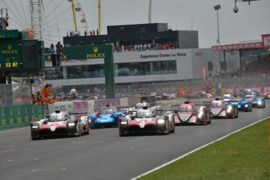 Relive the 2018 24 Hours of Le Mans in a 52-minute video