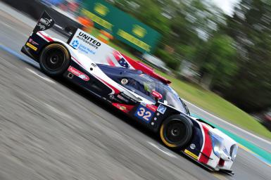 An unexpected LMP2 podium finish for United Autosports and Ligier at Le Mans (video)