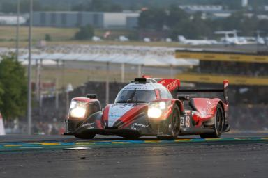 IDEC Sport (Oreca) at the 2018 24 Hours of Le Mans [video]