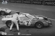 24 Hours of Le Mans and Formula 1 (1) - Four World Champions for 10 stories