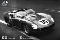 24 Hours of Le Mans and Formula 1 (3) - Phil Hill, an American one-two punch
