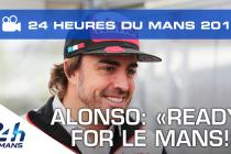 After Spa, Fernando Alonso (Toyota) confident going in to the 24 Hours of Le Mans