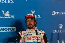 Fernando Alonso says goodbye to the Canadian Grand Prix to head to Le Mans