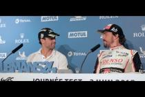 24 Hours of Le Mans - Nathanaël Berthon (DragonSpeed) and his Test Day video diary