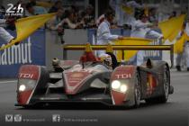 The 10th anniversary of the 2008 24 Hours of Le Mans