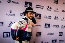 Romano Ricci (Ligier) at the 24 Hours of Le Mans: like father, like son