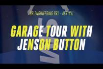 Guided tour of the SMP Racing garage at the 24 Hours of Le Mans... with Jenson Button