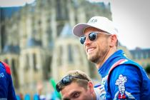 Jenson Button (SMP Racing) is thrilled with his first 24 Hours of Le Mans
