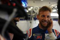 Jenson Button, after Le Mans on to Silverstone!
