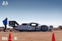 Record beaten by Romain Dumas at Pikes Peak just one week after Le Mans