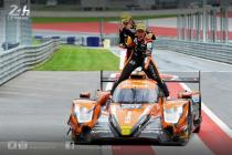 G-Drive Racing Extends Championship Lead With Victory in Austria