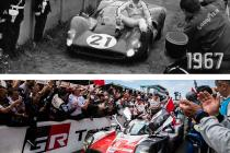 Six snapshots from the 24 Hours of Le Mans through the years (5)
