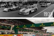 Six snapshots from the 24 Hours of Le Mans through the years (6)