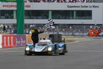 The 24 Hours of Le Mans and China - KCMG, the first to win the LMP2 class
