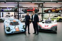 Happy ending for the three-time Le Mans winning Porsche 919 Hybrid (video)