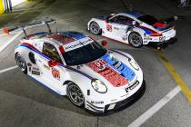 Rolex 24 at Daytona - Porsche GT pays tribute to Brumos Racing with a special livery