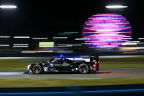 In torrential rain, Fernando Alonso wins the Rolex 24 at Daytona