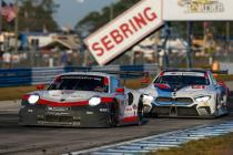 FIA WEC – Drivers can't wait to hit the track at Sebring