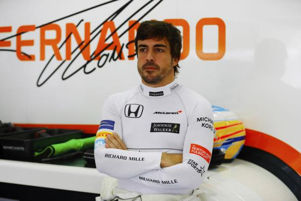 Fernando Alonso to participate in the 2018 Rolex 24 at Daytona