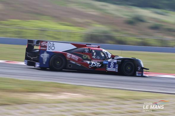First round of the Asian Le Mans Cup with Jackie Chan DC Racing x Jota Sport (videos)