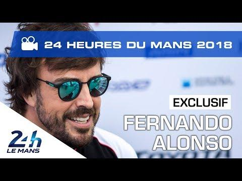 "24 Hours of Le Mans - Alonso: ""A personal [battle] against an iconic race."""