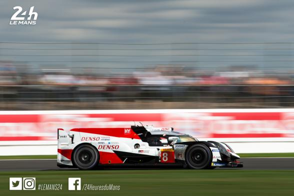 WEC - After Le Mans, another Toyota one-two at the 6 Hours of Silverstone