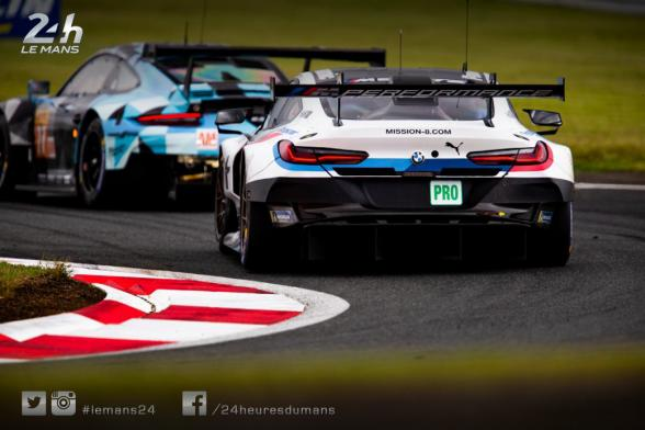 WEC - 6 Hours of Fuji qualifying highlights (video)