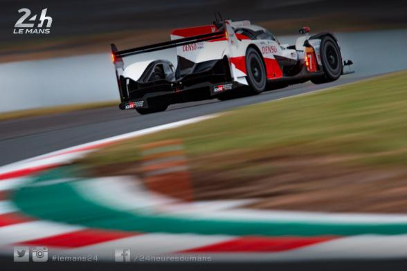WEC – Toyota and Porsche take the honours at the 6 Hours of Fuji
